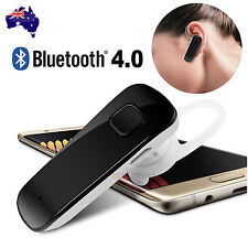 Stereo Wireless 4.0 Bluetooth Handsfree Headset Earphone for Apple Samsung LG