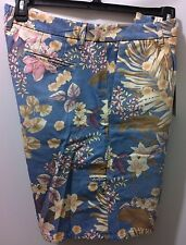 Messagerie Italian Urban beauty sweet Bermuda Shorts,Fits any 36W better NWT$350