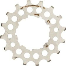 Wolf Tooth Components 16T Cog-For Shimano/SRAM GC Cogs-Silver-New