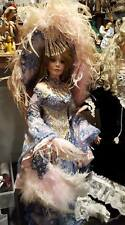 "Rustie porcelain doll 34"" One of a kind original doll 1 of 1 made 2010"