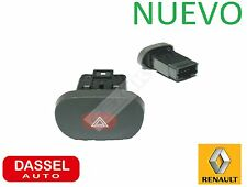 RENAULT CLIO 98-01 INTERRUPTOR LUCES DE EMERGENCIA / INTERMITENTES