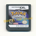 Nintendo Pokemon Diamond Version Game Card for NDS DSI