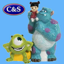 Disney Monsters Inc Gang- Magnetic Salt & Pepper Shakers (23606)