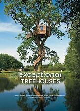 Exceptional Treehouses [Hardcover] by Laurens, Alain; La Cabane Perchee Compa...