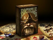 Bicycle Gnomes Playing Cards by Collectable Playing Cards Brand new sealed
