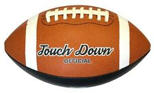 NEW Cheap American Football - Midwest Touch Down NFL Ball - Official Size