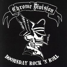 Doomsday Rock 'n Roll [PA] by Chrome Division (CD, Jul-2006, Nuclear Blast)