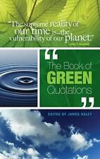 The Book of Green Quotations