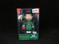 FOREVER FUN PEANUTS CHRISTMAS LUCY 60 YR CELEBRATION  CLIP-ON FIGURE 2010
