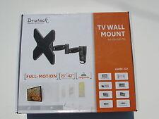 """Articulating Tilt Swivel LED LCD Plasma TV Monitor Wall Mount Bracket 23"""" - 42"""""""