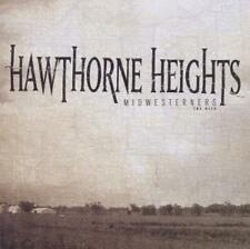 Hawthorne Heights - Midwesterners (the Hits) - CD