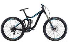 "2015 GIANT GLORY 0 650B 27.5"" MEDIUM M Downhill Bike DH RockShox Boxxer Team NEW"