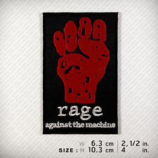 Rage Against the Machine IRON ON PATCH Decorate Clothes RAP ROCK FUNK METAL