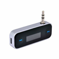 Mini Wireless Car FM Transmitter Radio for MP3 Music Player iphone ipod samsung