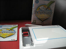 Nintendo Wii U Draw Pictionary Game - Complete with Tablet -  FREE P+P