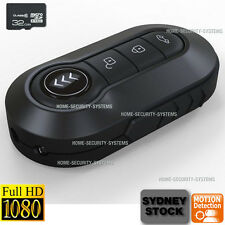 Car Key Remote Security Video Camera HD 1080P Night Vision Action Cam(No Spy )