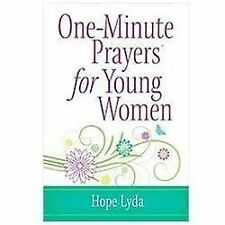 One-Minute Prayers for Young Women-ExLibrary