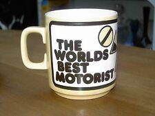 Hornsea John Clappison los mundos mejor motorista Taza En Excelentes Condiciones