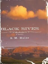 Black River by S. M. Hulse (2015, CD, Unabridged)