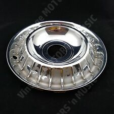 """1961-1963 Ford Thunderbird 14"""" Stainless Wheel Cover NO SPINNER C3SZ1130A AC-4"""