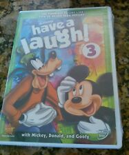 DISNEY: HAVE A LAUGH[5 ADVENTURES WITH MICKEY,GOOFY & DONALD + MORE] NEW