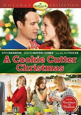 A COOKIE CUTTER CHRISTMAS DVD - SINGLE DISC EDITION - NEW UNOPENED - HALLMARK