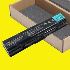 Battery for Toshiba Satellite L305D-S5900 A205-S4587 A205-S5825 A215-S7437 M212