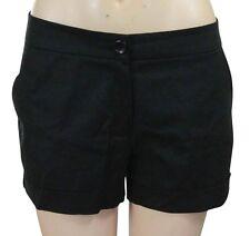 REKEN MAAR Shorts schwarz Gr. 38 / M UVP: 79,95 € (A81)