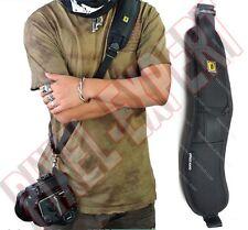 QUICK STRAP CINGHIA TRACOLLA FOTOCAMERA BLACKRAPID NIKON D7000 D7100 D700 D4 D3