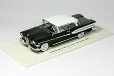Edsel Citation Hard Top Coupe - schwarz / weiss - Baujahr 1958 - 1:43 Spark 2960