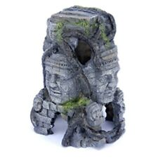 Cambodian Rock Faces Aquarium Ornament - 7.5 in - RR966 - Penn Plax