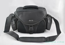 Hot popular Digital CAMERA BAG SLR for Canon Nikon Fuji Olympus Pentax Sony