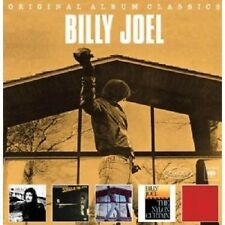 "BILLY JOEL ""ORIGINAL ALBUM CLASSICS"" 5 CD NEU"