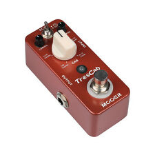 New Mooer TresCab Speaker Cab Simulator Micro Guitar Effects Pedal! Tres Cab!
