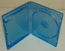 25 Single Replacement Bluray DVD Cases 11mm NEW