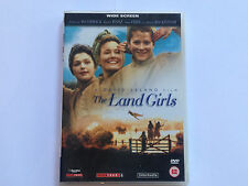 THE LAND GIRLS DVD - ANNA FRIEL - RACHEL WEISZ - CATHERINE MCCORMACK - 1998