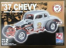 37 Chevy Early Modified AMT plastic model car kit 1937