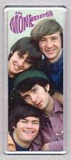 THE MONKEES large WIDE FRIDGE MAGNET - RETRO CLASSIC - COOL!