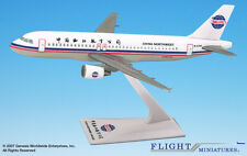 Flight Miniatures China Northwest Airlines Airbus A320-200 1:200 Scale New