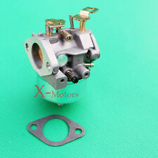 Carb Carburetor for Tecumseh Engine Snow Blower Craftsman Toro Troybilt Gasket