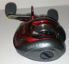 Quantum OCTANE  Baitcast FISHING Reel  6.2:1  RIGHT handed  5-bearing