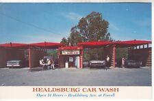 Healdsburg CA Car Wash Sonoma CO Russian River Redwood Hwy near Santa Rosa