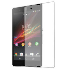 Premium Real Tempered Glass Screen Protector for Sony Xperia Z L36H C6603 C6606