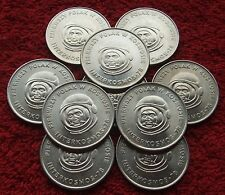 POLAND SET OF COINS PRL 20 ZL FIRST POLE IN SPACE INTERKOSMOS 1978 YEAR 1 PC LOT