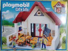 PLAYMOBIL 6865 CITY LIFE l'école salle de classe professeur enfants tableau