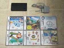 Nintendo DSi DS i mit Zubehörpaket + 4 Gratis Spiele