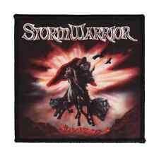 STORMWARRIOR Patch HEATHEN WARRIOR Aufnäher ♫ Heavy Metal ♫