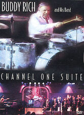 Buddy Rich and His Band - Channel One Suite (DVD, 2003)