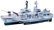 Super 3D Toy Game Creative Puzzle for Kids NAVY WAR SHIP +Decorative Item-T29