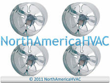 "4x 6"" Round In-Line Air Duct Booster Fan 115 Volt T9-MCM6 T9-DB6 DB6 250 CFM USA"